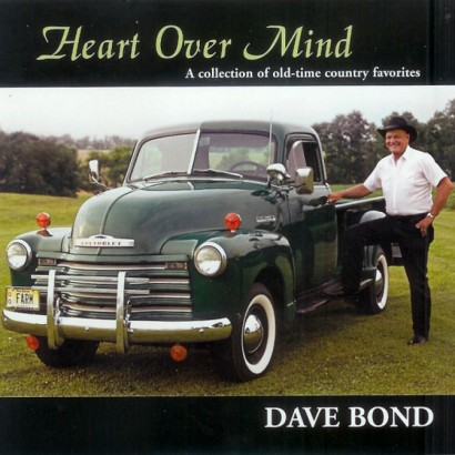 Heart Over Mind by Dave Bond